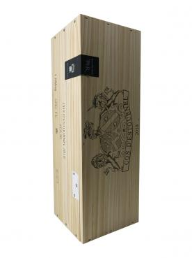 Château Cos d'Estournel 2018 Original wooden case of one double magnum (1x300cl)