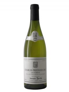 Chablis 1er Cru Les Forêts Domaine Servin 2009 Bottle (75cl)