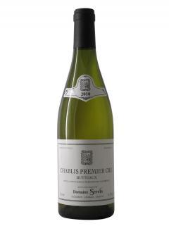 Chablis 1er Cru Butteaux Domaine Servin 2010 Bottle (75cl)