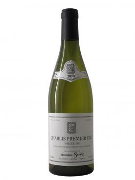 Chablis 1er Cru Vaillons Domaine Servin 2010 Bottle (75cl)