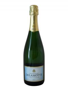 Champagne Delamotte Brut Non vintage Bottle (75cl)