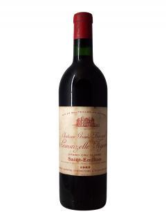 Château Grand Barrail Lamarzelle Figeac 1962 Bottle (75cl)