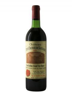 Château Petit Faurie de Soutard 1982 Bottle (75cl)
