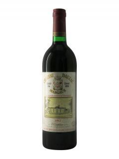 Château Dauzac 1982 Bottle (75cl)