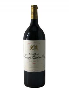 Château Haut-Batailley 1997 Original wooden case of 6 magnums (6x150cl)
