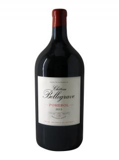 Chateau Bellegrave (Pomerol) 2015 Original wooden case of one double magnum (1x300cl)