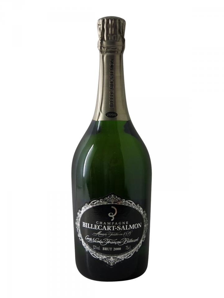Champagne Billecart-Salmon Cuvée Nicolas François Billecart Brut 2000 Bottle (75cl)