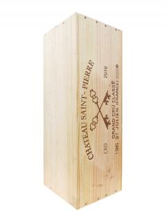 Château Saint-Pierre 2016 Original wooden case of one double magnum (1x300cl)