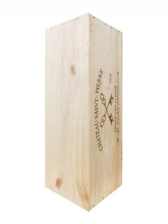 Château Saint-Pierre 2016 Original wooden case of one impériale (1x600cl)