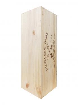Château Saint-Pierre 2016 Original wooden case of one impériale (1x600cl)