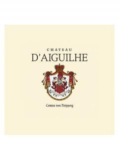 Château d'Aiguilhe 2014 Original wooden case of 12 bottles (12x75cl)