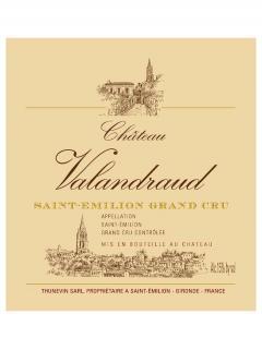 Château Valandraud 2002 Bottle (75cl)