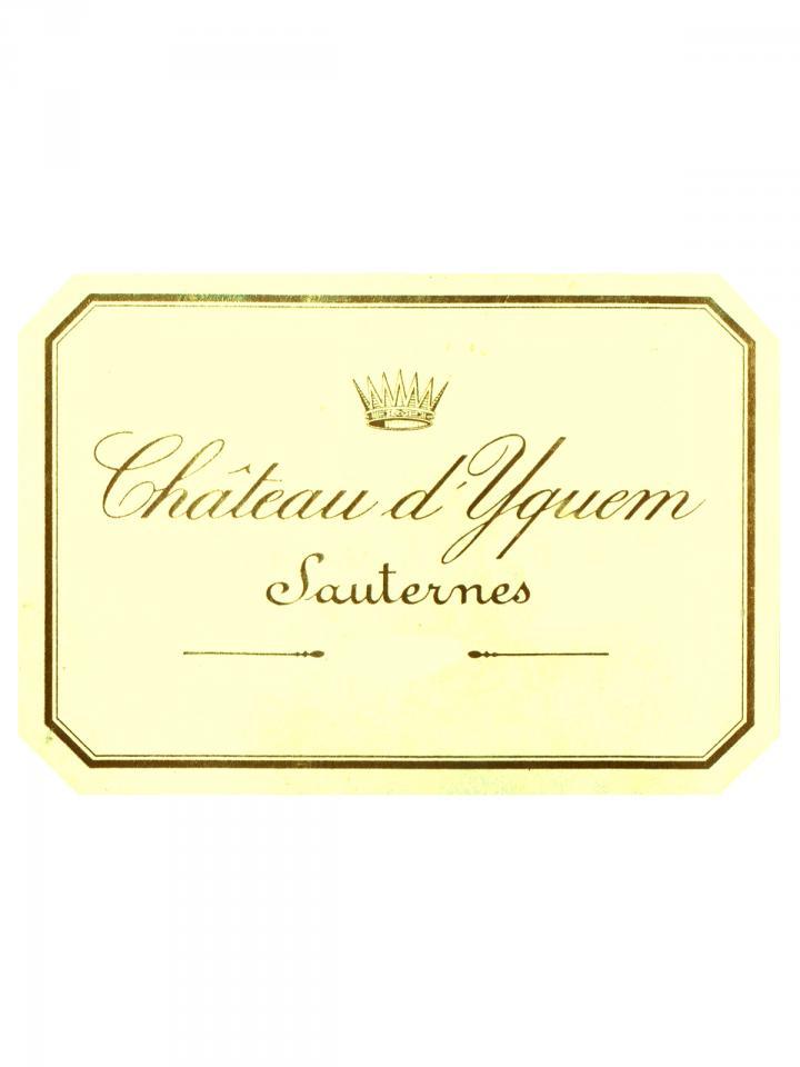Château d'Yquem 2005 Original wooden case of 12 bottles (12x75cl)