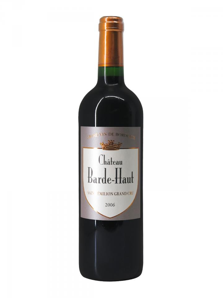 Château Barde-Haut 2006 Original wooden case of 12 bottles (12x75cl)