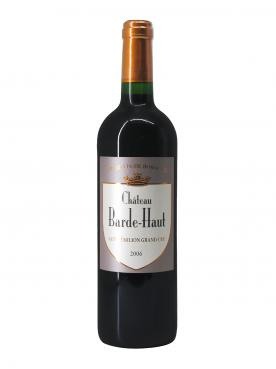 Château Barde-Haut 2006 Original wooden case of 12 bottles (12x75cl)