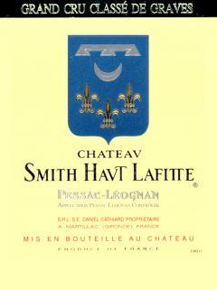 Château Smith Haut Lafitte 2014 Original wooden case of 6 magnums (6x150cl)