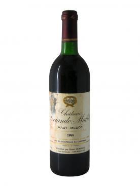 Château Sociando-Mallet 1988 Bottle (75cl)