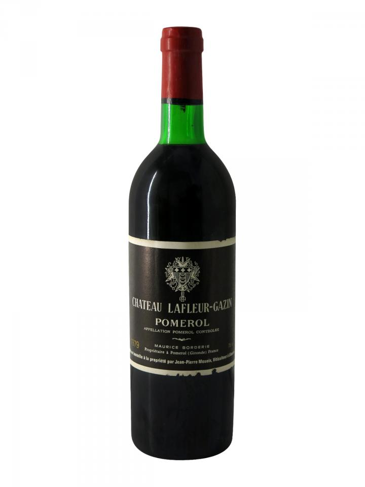 Château Lafleur-Gazin 1979 Bottle (75cl)