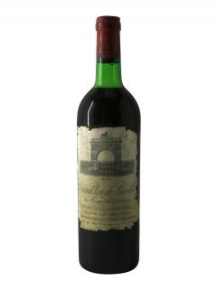 Château Léoville Las Cases 1975 Bottle (75cl)