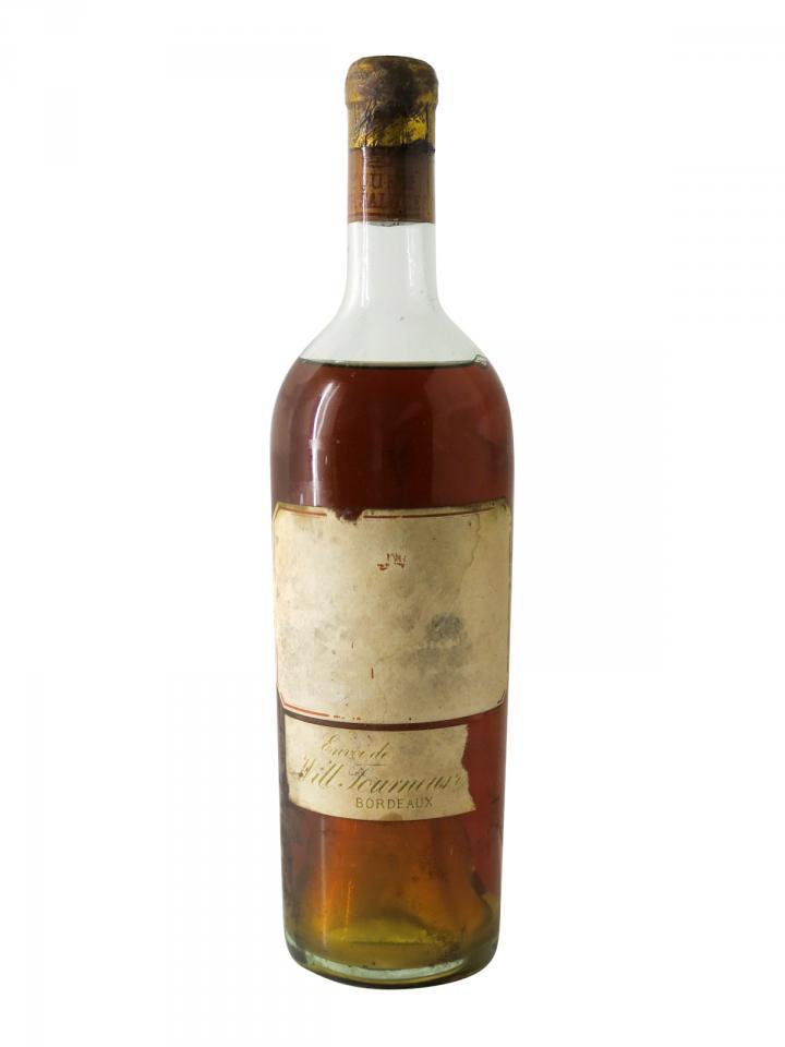 Château d'Yquem 1920 Bottle (75cl)