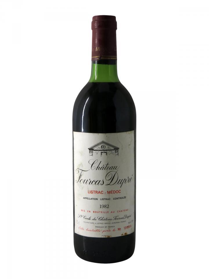 Château Fourcas Dupré 1982 Bottle (75cl)