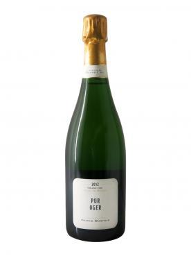 Champagne Franck Bonville Pur Oger Blanc de Blancs Grand Cru 2012 Bottle (75cl)