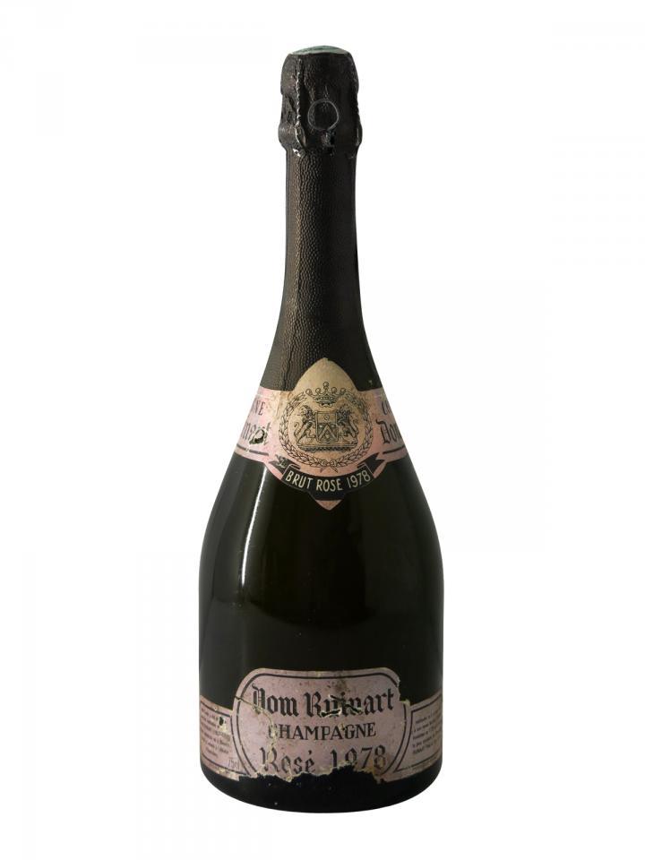 Champagne Ruinart Dom Ruinart Rosé Brut 1978 Bottle (75cl)