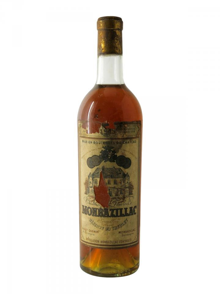 Château de la Fonvieille Réserve du Theulet 1945 Bottle (75cl)