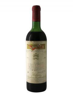 Château Mouton Rothschild 1960 Bottle (75cl)