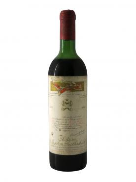 Château Mouton Rothschild 1960 Bottle (75cl)