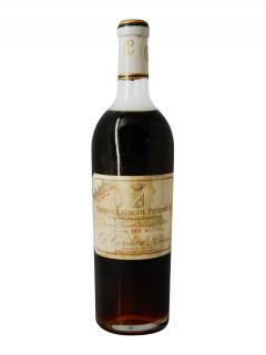 Château Lafaurie-Peyraguey 1928 Bottle (75cl)