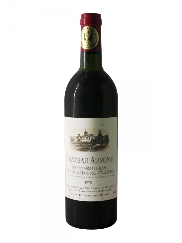 Château Ausone 1978 Bottle (75cl)
