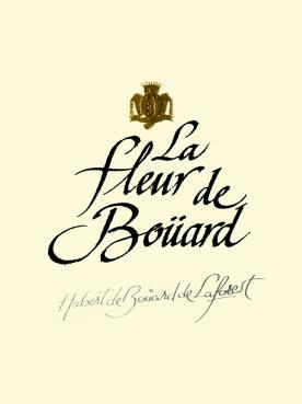 Château La Fleur de Boüard 2014 Original wooden case of 12 bottles (12x75cl)