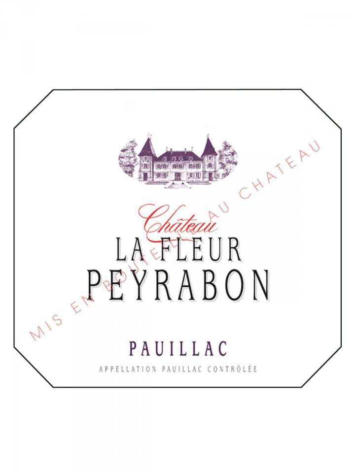 Château La Fleur Peyrabon 2014 Original wooden case of 6 bottles (6x75cl)