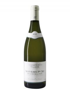 Saint-Aubin 1er Cru Sur le Sentier du Clou Domaine Françoise & Denis Clair 2017 Bottle (75cl)