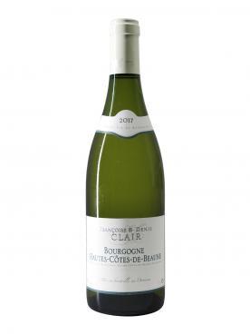 Bourgogne Hautes-Côtes de Beaune Domaine Françoise & Denis Clair 2017 Bottle (75cl)