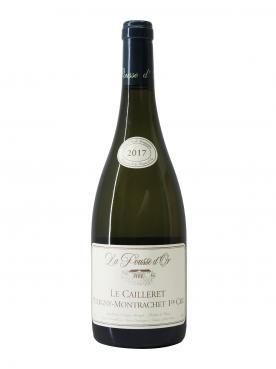 Puligny-Montrachet 1er Cru Clos le Cailleret Domaine de la Pousse d'Or 2017 Bottle (75cl)