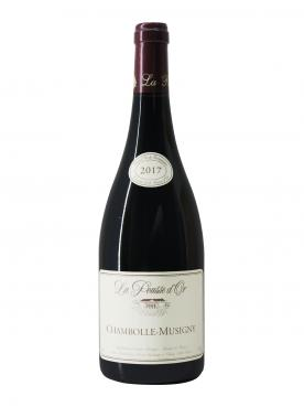 Chambolle-Musigny Domaine de la Pousse d'Or 2017 Bottle (75cl)