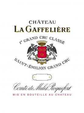 Château La Gaffelière 2015 Original wooden case of 12 bottles (12x75cl)