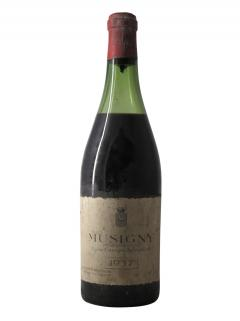 Musigny Grand Cru Domaine Comte De Vogüé 1937 Bottle (75cl)