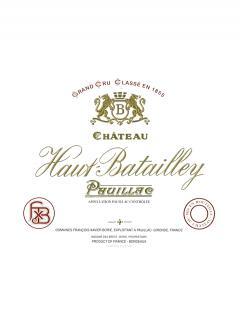 Château Haut-Batailley 1964 Bottle (75cl)