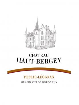 Château Haut-Bergey 2012 12 bottles (12x75cl)
