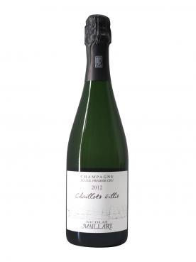 Champagne Nicolas Maillart Chaillots Gillis 1er Cru 2012 Bottle (75cl)
