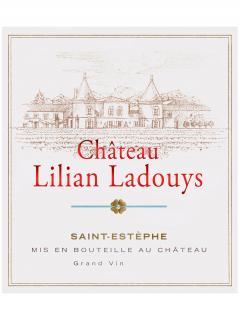 Château Lilian Ladouys 2012 Original wooden case of 12 bottles (12x75cl)