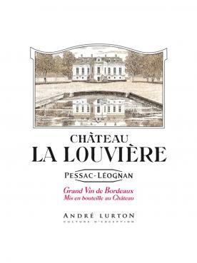 Château La Louvière 1991 Original wooden case of one double magnum (1x300cl)