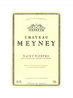 Château Meyney 2012 Original wooden case of 12 bottles (12x75cl)