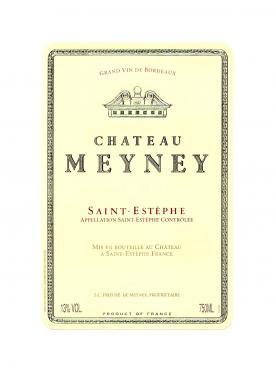 Château Meyney 2012 Original wooden case of 12 bottles (12x75cl)