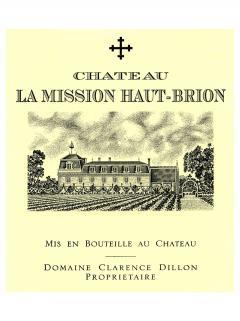 Château La Mission Haut-Brion 1964 Magnum (150cl)