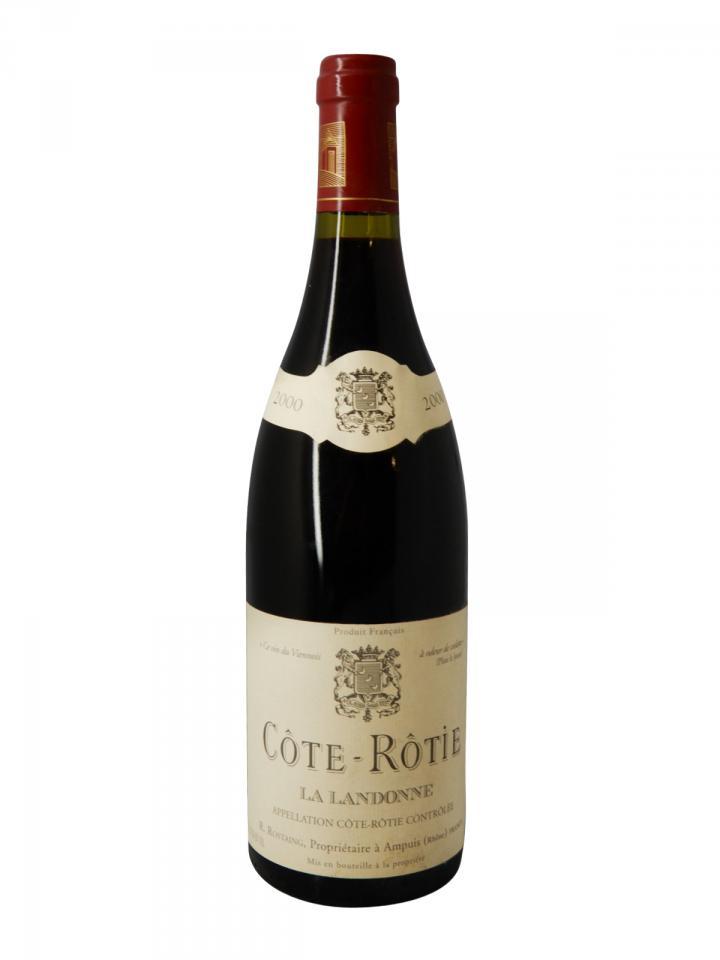 Cote-Rotie Domaine Rostaing La Landonne 2000 Bottle (75cl)