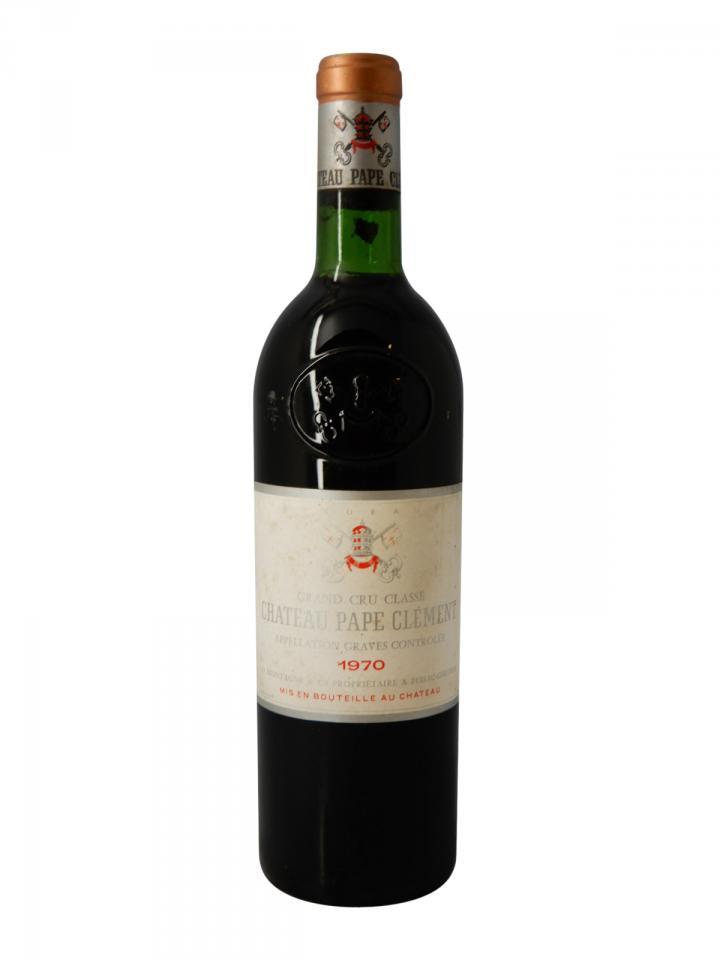 Château Pape Clément 1970 Bottle (75cl)
